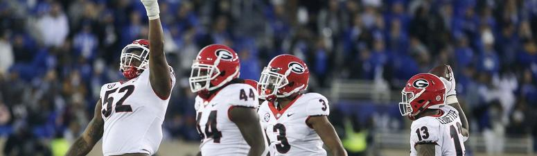 Emerson: Dawgs can wear out Bama