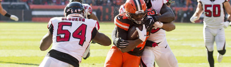 Oluokun: Have to be dialed in every play