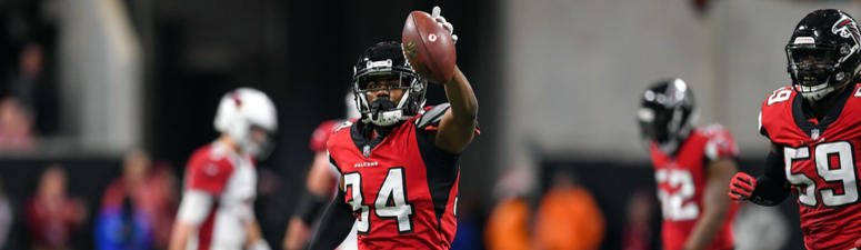 Report: Falcons will let Poole hit free agency