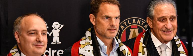 Eales on de Boer hiring: 'He clicked all the boxes'