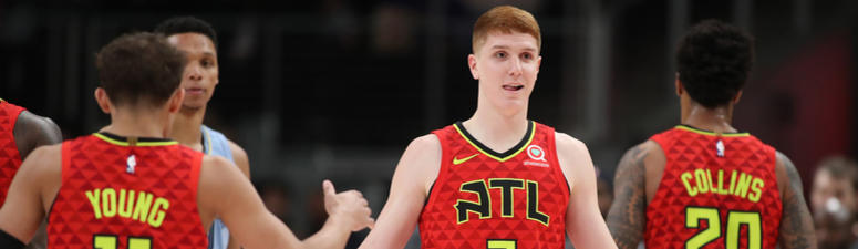 Pierce: Hawks 'most excited about' Huerter