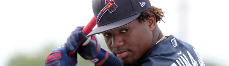 Why the Braves are making the right decision batting Acuna 4th