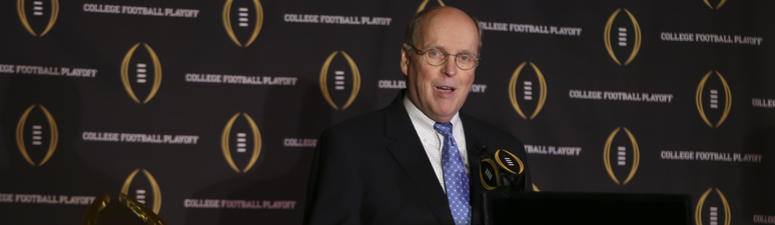 Hancock on College Football Playoff:  'So much better than the BCS'