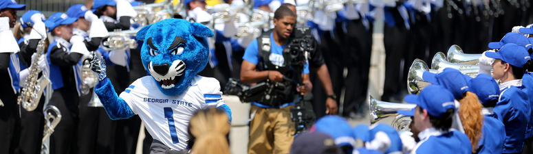 GSU's Elliott: Team moving in the right direction after season opening win