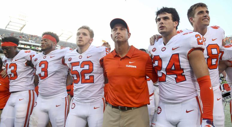 Munson: 'People don't realize how deep Clemson's roster is'