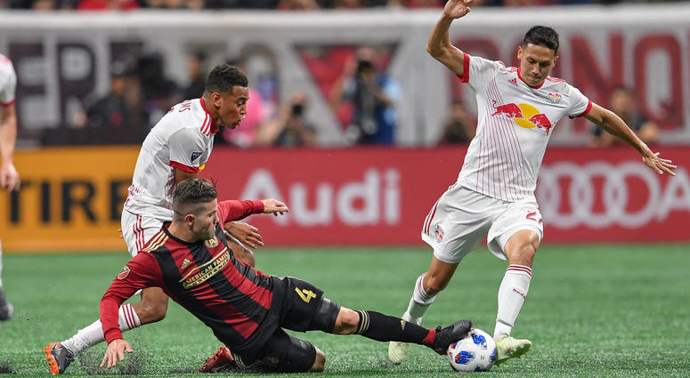 3 Up 3 Down: Red Bulls on Parade