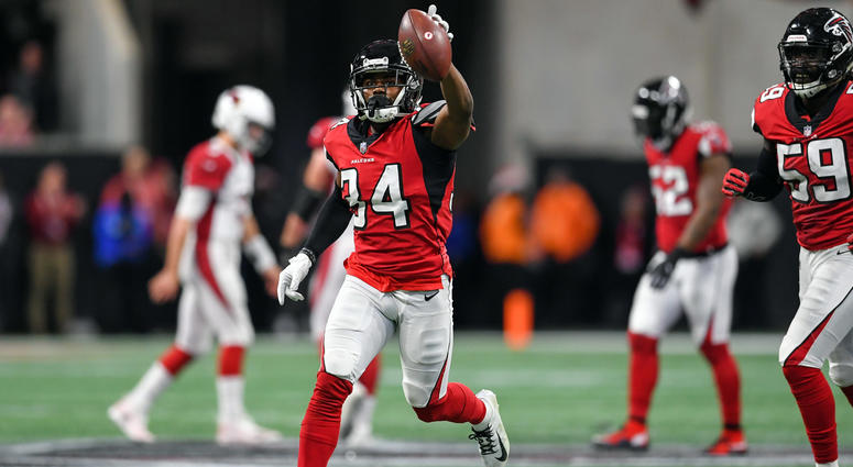 Falcons decision on Poole could open up more playing time for Kazee