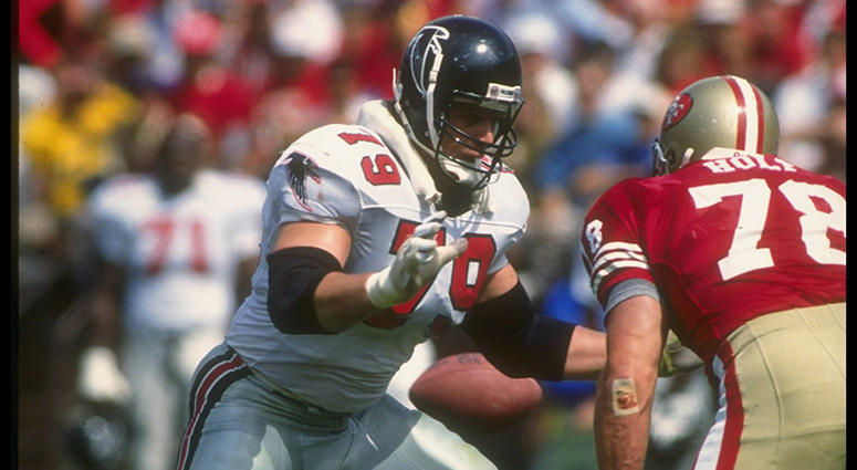 Archer on Bill Fralic passing: Sad day for Falcons community