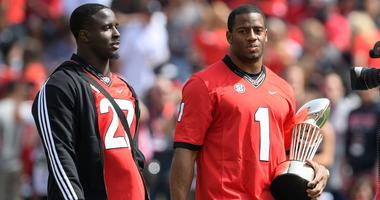 Sony Michel, Nick Chubb