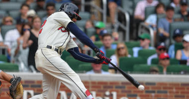Chip Caray: 'I shudder to think where the Braves would be without Markakis'