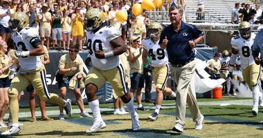 Paul Johnson: Team wants to be undefeated, win ACC