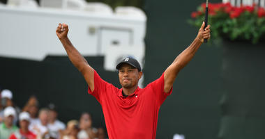 Tiger Woods and his great American comeback story