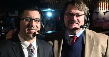 Tony Schiavone and Rich Bocchini