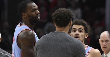 Was the NBA 'weak-sauce' for giving Young a technical for stare-down?
