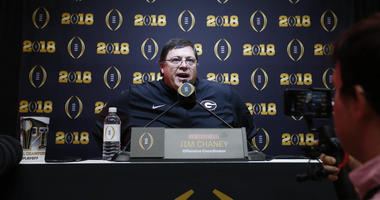 If UGA really wanted Jim Chaney, he'd still be in Athens