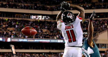The love language of Julio Jones and the Falcons