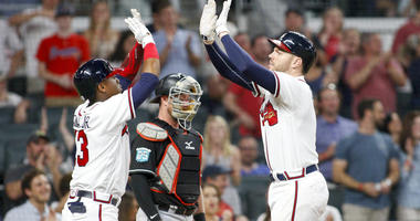 McAuley: 'Braves have best 1-5 lineup in baseball'