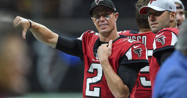 Falcons' short-yardage woes still must be addressed