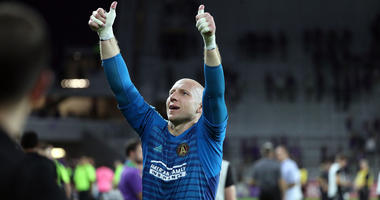 Guzan on Martino rumors: 'don't allow any of that stuff to affect us'