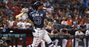 Not just Rookie of the Year candidate, Acuña should be NL MVP too