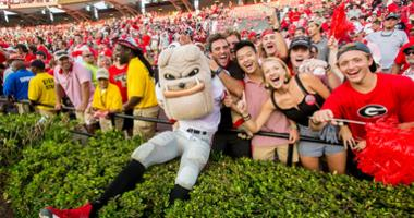 Georgia remains No. 3 in new AP Top 25 Poll