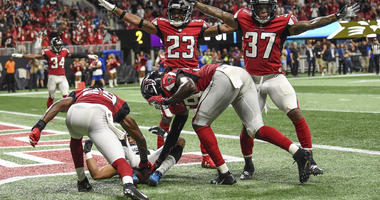 Multiple Falcons starters out vs Saints: How concerned are you?