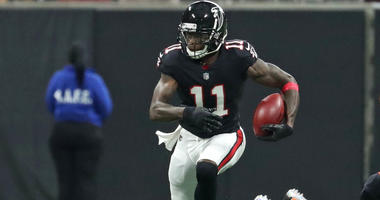Should Julio Jones be the highest paid wide receiver in the NFL?