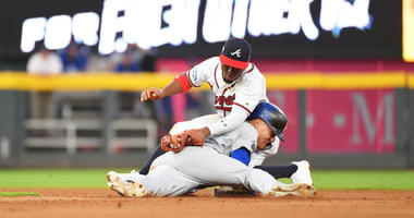 How small ball ended the Braves NLDS run