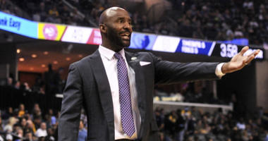 Lloyd Pierce;  'I'm fighting for the officials to have more awareness'