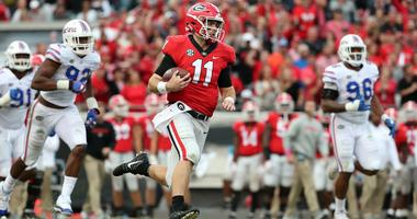Sentell on Fromm: 'I can't think of anyone who has had a better 24 game start to his dawg career.'