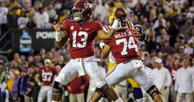 Jones on Bama: This might be the one of the all time great teams