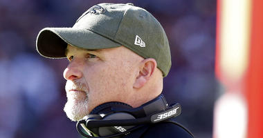 Coach Quinn: 'We're looking at everything; start with me'