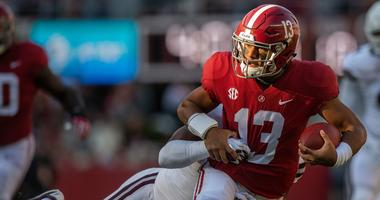 Is Saban right to start injured Tagovailoa against Citadel?