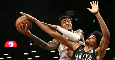 John Collins: A big 3 is possible for the Hawks