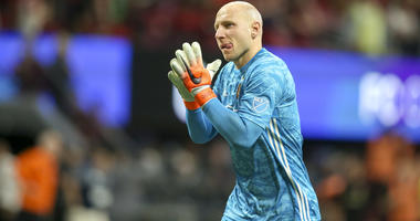 Guzan on team meeting: 'You have to go in with an open mind'