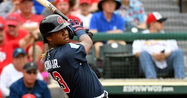 Patrick: Braves want Acuna comfortable in the middle of the lineup