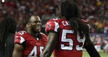 Do Falcons have a depth issue at LB?