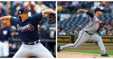 Patrick: 'New chapter' as Braves bring in young arms