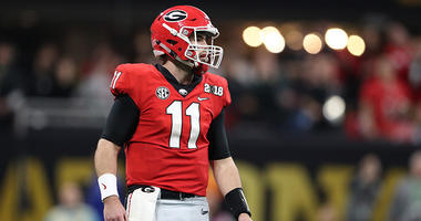 Georgia Bulldogs quarterback Jake Fromm