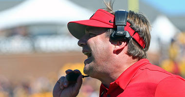 Georgia Bulldogs head coach Kirby Smart