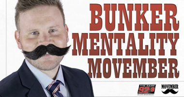 The Bunker Mentality, Andy Bunker Movember
