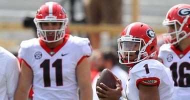 Are you buying that Georgia has a QB competition?