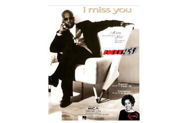 Aaron Hall I Miss You 1st #latenightlove