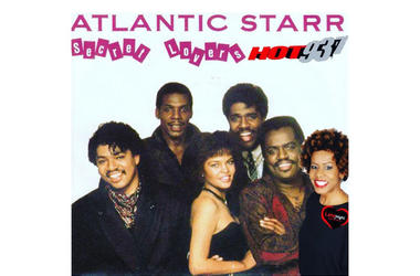 Atlantic Starr 1st #LateNightLove