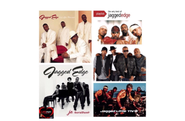 Jagged Edge Let's Get Married 1st #LateNightLove