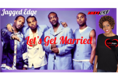 Jagged Edge Let's Get Married on #latenightlove