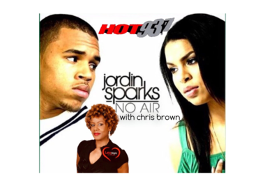 Jordin Sparks & Chris Brown #latenightlove