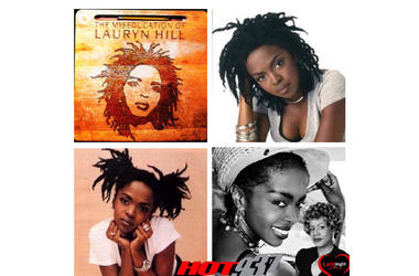 Lauryn Hill #tbt #latenightlove