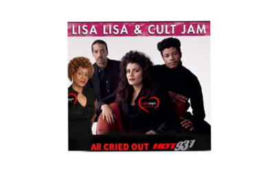 Lisa Lisa & Cult Jam All Cried Out 1st #latenightlove