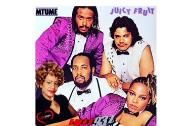 Mtume Juicy Fruit 1st #LateNightLove